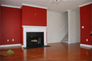 239 Milford Drive - Living Room