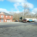 620 Hawthorne Avenue - Parking Lot
