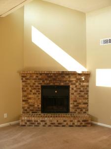 Lexington Heights - Fireplace